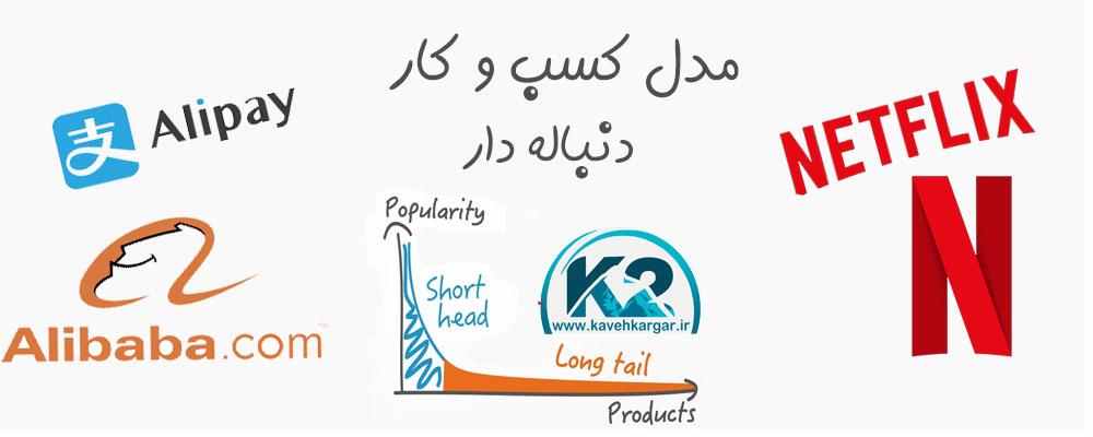 Read more about the article مدل کسب و کار دنباله دار – الگویی برای ۸۰ درصد مشتریان فراموش شده